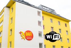 a&t Holiday Hostel, Leibnizgasse 66, 1100, Вена