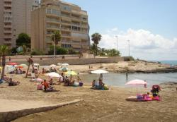 Two-Bedroom Apartment in Alicante with Pool XVIII, EUROPA, 3710, Ifach