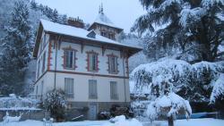Chateau Les Terrasses, 9 Rue du Souvenir, 38400, Saint-Martin-d'Hères
