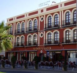 Hotel Manolo Mayo, Avenida de Sevilla, 29, 41720, Los Palacios y Villafranca
