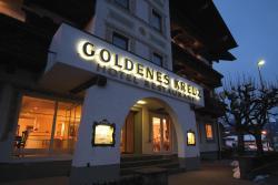 Hotel Goldenes Kreuz, Unterhöfen 43, 6675, Tannheim