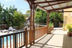 Villa Ginger, Black Rock Road 17, morcellemnt def jardins,, Tamarin