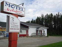 Motel Saint-Ambroise, 55 Rue Simard, G7P 2R6, Saint-Ambroise