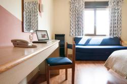 Hotel Aragón, Autovia Madrid-Barcelona KM 333, Zaragoza, 50171, Puebla de Alfindén