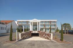 Hotel absolute, Golfparkallee 1, Hof Gräbenbruch, 64579, Gernsheim