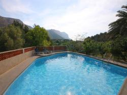 Villa Alqueria, Cami de la faixa 24-A, 03749, Jesus Pobre