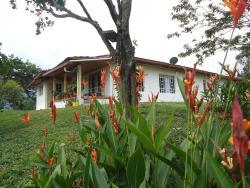 Casa Finca La Aurora, Vereda Peñoles, 054420, San Carlos