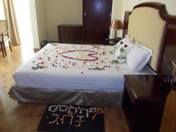 Jantekel Hotel, Gondar,, Gonder