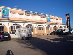 Area de servicio El Rebollar, Autovía A3 km 297, 46391, Requena