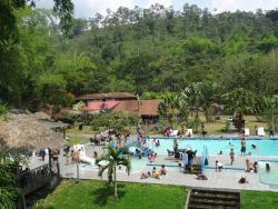 San Andres Jungle Lodge, Km 7 Via Sucua, 140164, Macas
