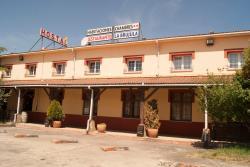 Hostal Hermanos Gutierrez, N-I Km259.500 La Brújula Carretera De Madrid-Irun, 09292, Monasterio de Rodilla