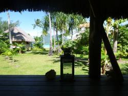 Pension Alice et Raphael Bora-Bora, Motu Ome, 98730, Bora Bora