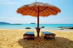 Tree House Bungalow, koh rong,, 瓜隆岛