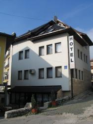 Hotel Stari grad, Svetog Luke 3, 70101, Jajce