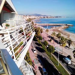 Apartment Promenade de la Plage, 3 Promenade de la Plage, 06800, Cagnes-sur-Mer