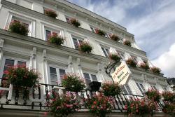 Hôtel le Bellevue, 13 quai Hector Malot, 76530, La Bouille