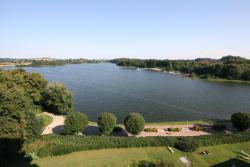 Ferienwohnung mit Seeblick, Am Kurpark 2 App. 512, 23795, Bad Segeberg