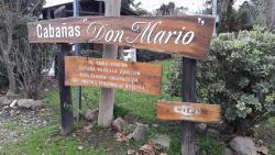 Cabañas Don Mario, Av. Tres Picos 680, 8168, Sierra de la Ventana