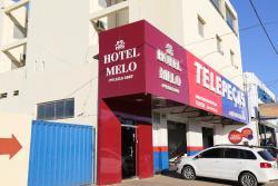 Hotel Melo, Av Deputado Plínio Ribeiro 2933- Jardim Palmeiras, 39402-194, Montes Claros