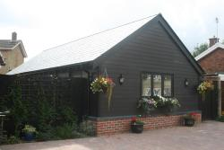 The Studio at Flint Cottage, West Wickham Road, CB21 4DZ, Balsham