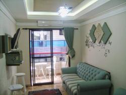 Residencial Jonathan, Rua Teofila Vanderline,143 Apt 301, 11704-460, Praia Grande