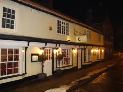 Magpies Restaurant with Rooms, 71-73 East Street, Horncastle, Lincolnshire., LN9 6AA, Horncastle