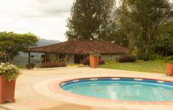 Cabaña Villa Maria, Kilometro 15 via San gil Valle de San Jose, 692578, Valle de San José