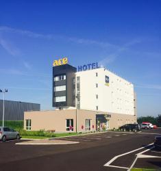 Ace Hotel Creutzwald Saint Avold, 80A Rue De Longeville, 57150, Creutzwald-la-Croix