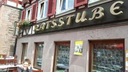 Hotel-Restaurant Ratsstube, Marktplatz 12, 75365, Calw