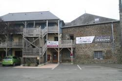 Hôtel le Saint-Georges, 1, Rue Du Pont À L'abbesse, 35190, Tinténiac