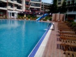 Apartment in Admiral Plaza Aparthotel, Admiral Plaza Complex, entrance 1, floor 2, apartment 6, 8230, Sunny Beach
