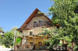 Hôtel Restaurant Le Martagon, Quartier du Pradas, 04370, Villars-Colmars