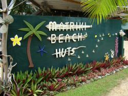 Matriki Beach Huts, PO Box 32, Amuri,, Arutanga