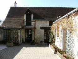 Le vieux logis, 25 rue du commerce, 37160, Abilly-Sur-Claise
