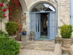 Le Petit Souhait & Le Verger, 7, rue du Chateau D'eau, 17490, Gourvillette