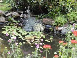 Gartenwohnung Gretl mit Biotop in Seenähe, Dullhöhe 6, 9871, Seeboden