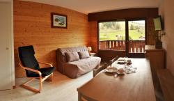 Location d'appartements - La Résidence, Chemin Des Houches, 74220, La Clusaz