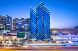 City Seasons Towers Hotel Bur Dubai, Khalifa Bin Zayed Road, Mankhool, Dubai  Next to Burjuman Mall , P.O.Box- 5847,, Dubai