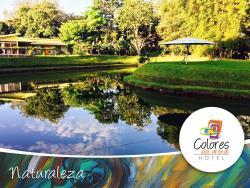 Hotel Colores del Arenal, La Fortuna, San Carlos, 200 metros norte del Supermercado Palí, 21007, Fortuna