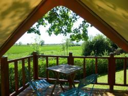 Camping Vert Auxois, 15 Rue du Vert Auxois, 21320, Pouilly-en-Auxois
