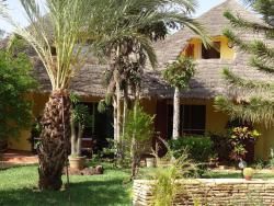Villa Sonho, Domaine Nguerigne villa nº2, 23000, Ngaparou