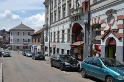 Hotel Posta, Tyrsova 163, 25601, Benešov