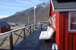 Vandrehuset Sommerhus, Præstefjorden, 3900, Nuuk