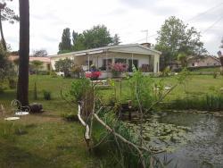 Maison l'Etang de l'Aiguille, 8 Route de l'Aiguille, 40180, Oeyreluy