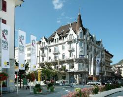 Hotel Victoria, Bahnhofstrasse 2, 3900, Brig