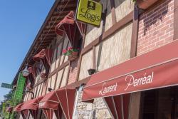 Hotel Restaurant Laurent Perreal, 481 Grande Rue, 01340, Attignat