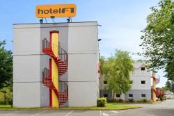 HotelF1 Moulins Sud, D707 ZI Michelet - Le petit Godet, 03000, Yzeure