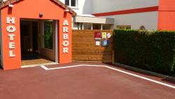 Hotel Arbor - Auberge de Mulsanne - Le Mans Sud, 158 route de Tours, 72230, Mulsanne
