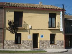 Hostal Alfajarin, Avenida Europa, 74, 50172, Alfajarín