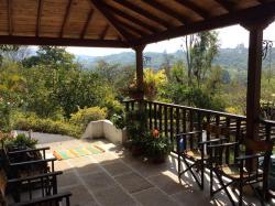 Villa Liliaedu, Entrada principal Curiti .santander  a 15 minutos de San Gil  Despues de la trituradora de piedra la tercer curva a mano izaquierda Conjunto Villa pepita, 682047, La Ceiba